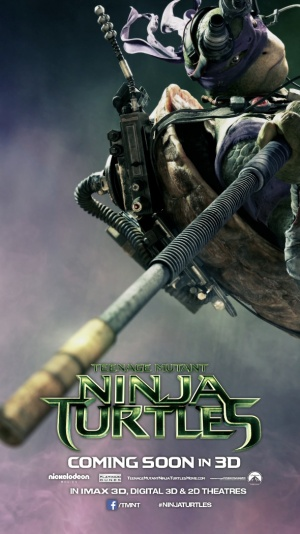 Teenage Mutant Ninja Turtles 590x1050