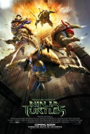Teenage Mutant Ninja Turtles 1500x2222