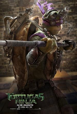 Teenage Mutant Ninja Turtles 675x1000