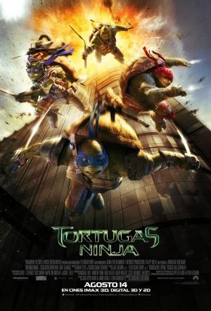 Teenage Mutant Ninja Turtles 1084x1600