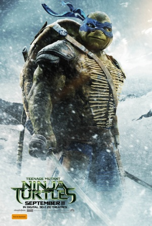 Tartarughe Ninja 2026x3000