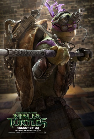 Teenage Mutant Ninja Turtles 1700x2520