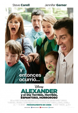 Alexander and the Terrible, Horrible, No Good, Very Bad Day 1067x1535