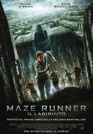 The Maze Runner 3500x5000