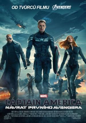 Captain America: The Winter Soldier 3492x5000