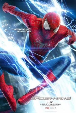 The Amazing Spider-Man 2 670x992