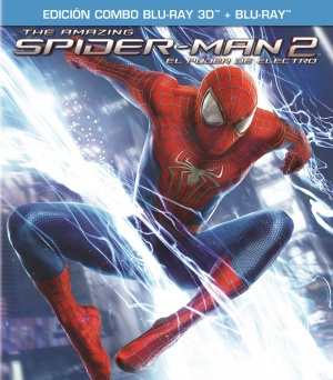 The Amazing Spider-Man 2 1463x1666
