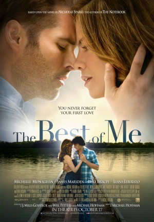 The Best of Me 3462x5000