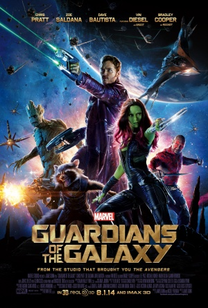 Guardians of the Galaxy 3385x5000