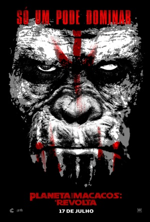 Dawn of the Planet of the Apes 1215x1800