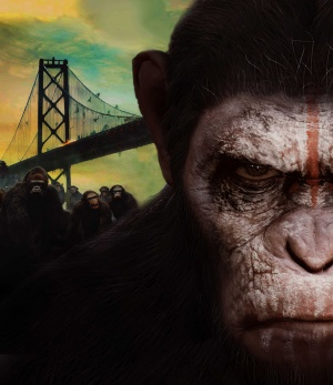 Dawn of the Planet of the Apes 2831x3270