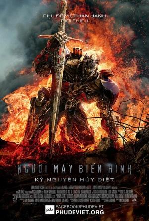 Transformers: La era de la extinción 538x800