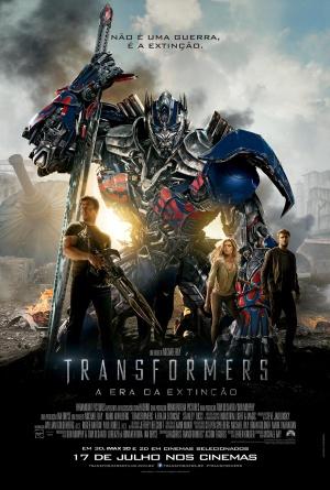 Transformers: La era de la extinción 1220x1809