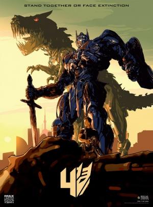 Transformers: La era de la extinción 1111x1500