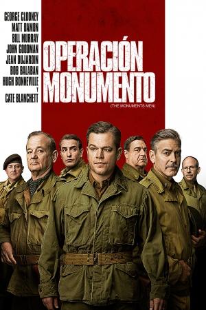 Monuments Men 1400x2100