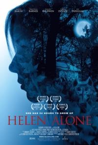 Helen Alone poster