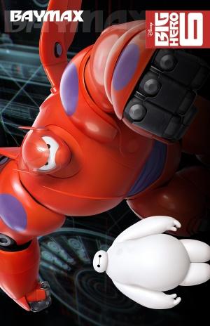 Big Hero 6 3235x5000