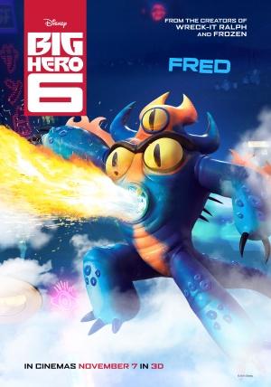 Big Hero 6 2703x3860