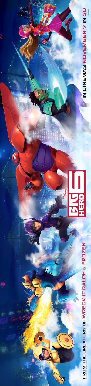 Big Hero 6 1190x5000