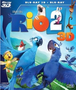 Rio 2 - Dschungelfieber 483x569