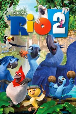 Rio 2 - Dschungelfieber 1400x2100