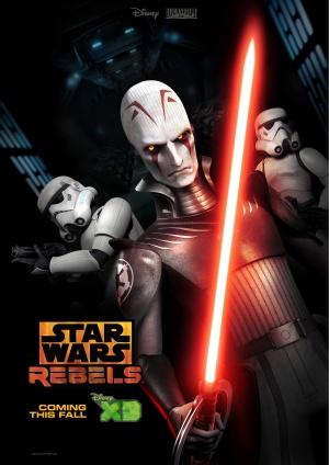 Star Wars: Rebels 3537x5000