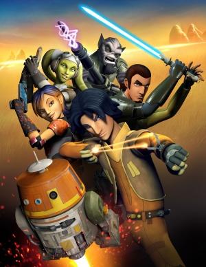 Star Wars: Rebels 2550x3300