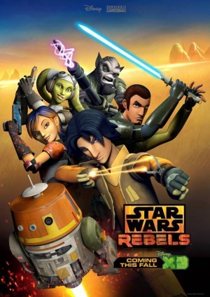 Star Wars: Rebels 591x836