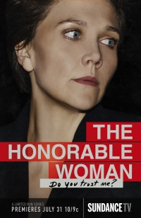 The Honorable Woman poster