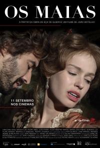 Os Maias: Cenas da Vida Romântica poster