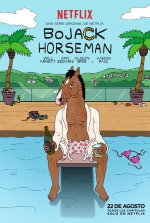 BoJack Horseman 3000x4449