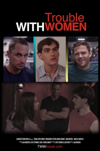 Trouble with Women poster