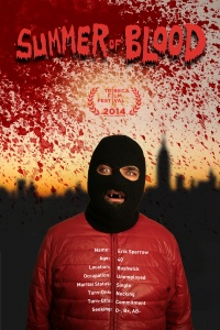 Summer of Blood poster
