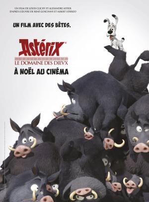 Asterix im Land der Götter 2835x3850