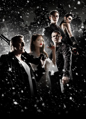 Sin City: A Dame to Kill For 3636x5000