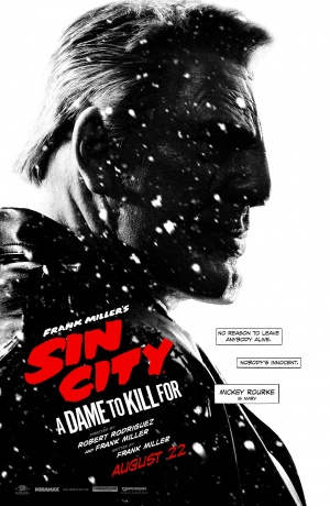 Sin City: A Dame to Kill For 1467x2250