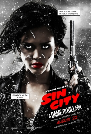 Sin City: A Dame to Kill For 1200x1777