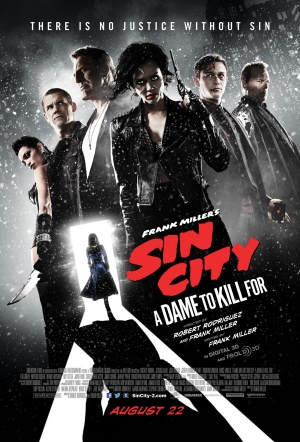 Sin City: A Dame to Kill For 1528x2250