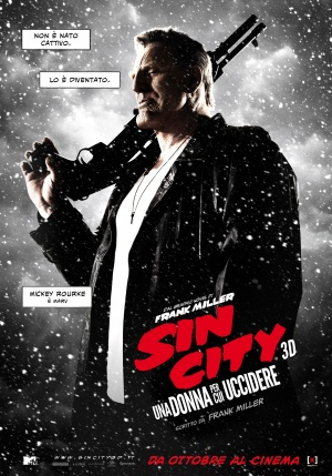 Sin City: A Dame to Kill For 1400x2000