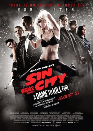 Sin City: A Dame to Kill For 679x960