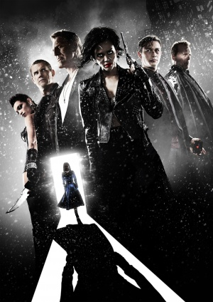Sin City: A Dame to Kill For 3537x5000