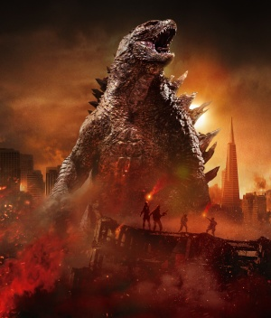 Godzilla 1488x1748