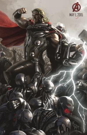 Avengers: Age of Ultron 3250x5000