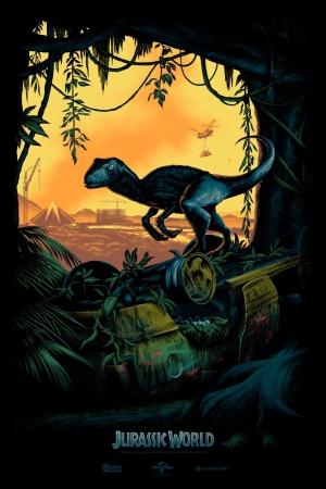 Jurassic World 1066x1600