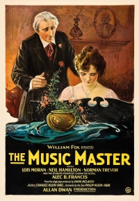 The Music Master poster