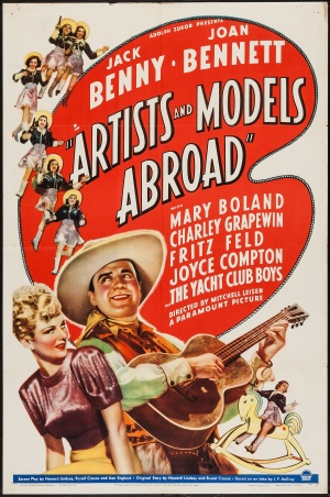 Artists and Models Abroad 1990x3000