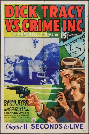 Dick Tracy vs. Crime, Inc. 1985x3000
