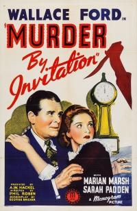 Murder by Invitation poster