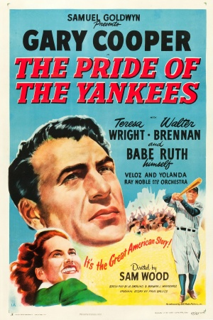 The Pride of the Yankees 2200x3307