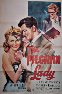The Pilgrim Lady poster
